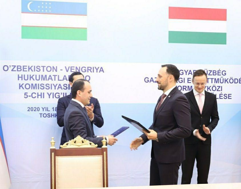 Microcreditbank signs agreement with Eximbank of Hungary